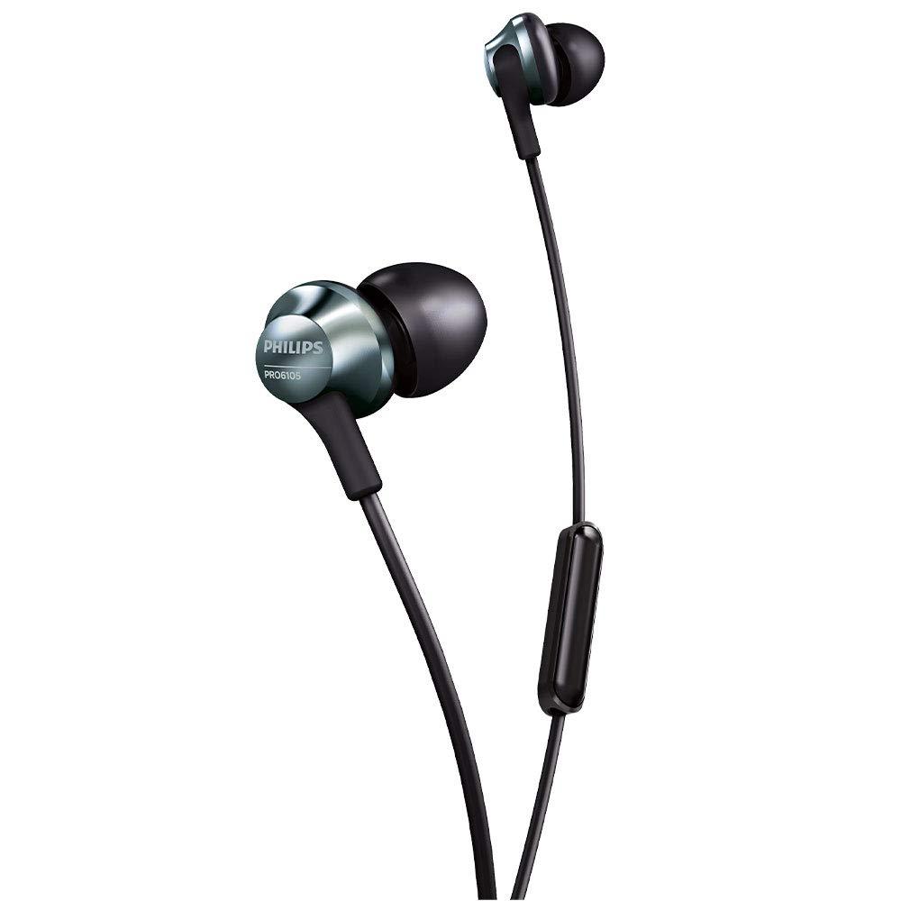Philips Audio Hi-Res Audio PRO6105BK